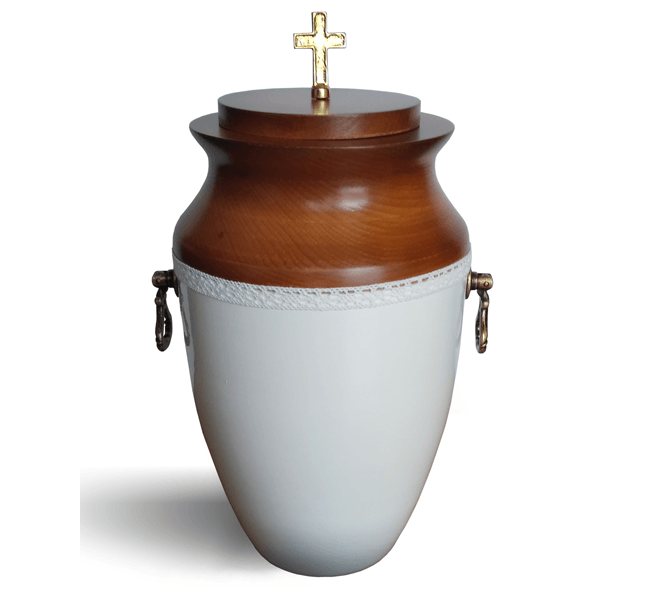 urna-matalowo-drewniana